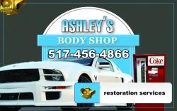 Ashley's Body Shop