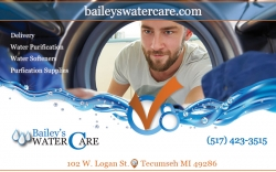 Bailey's Water Care LLC