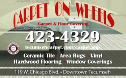 Carpet on Wheels