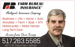 Bishop-Jackson Agency | Dean Bishop Farm Bureau Agent