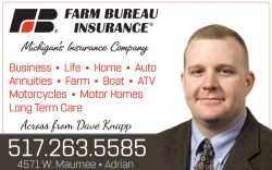 Bishop-Jackson Agency | Jeff Jackson Farm Bureau Agent