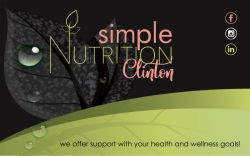 Simple Nutrition - Clinton