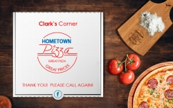 Hometown Pizza (Clark's Corner)