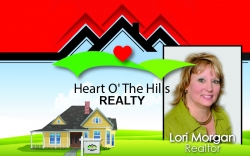 Heart O' The Hills Realty: Lori Morgan
