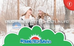 Morning Fresh Bakeries - BP (N. Main - Adrian)