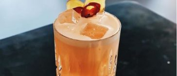 Seashore Glass: Old Fashioned