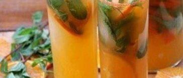 Mandarin Mojito