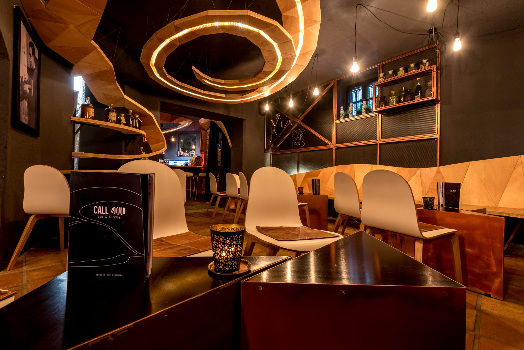 Call Soul: Modern Cocktail Mixes at the heart of Munich