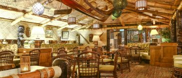 Trader Vic's: A Polynesian Dream in an Exotic Atmosphere