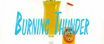Burning Thunder Cocktail