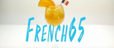 French 65 Cocktail