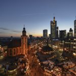 Frankfurt-Skyline-downtown