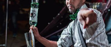7 Questions for The Bartender: Professional Bar Showman Alexander Rodoman