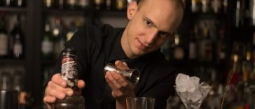 7 Questions for The Bartender: Frankfurt Show Barkeeper Manuel Wieser