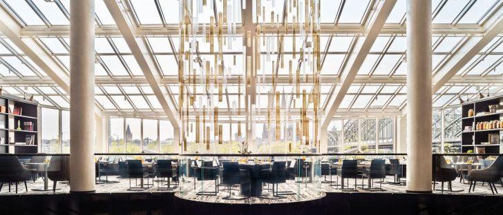 Glasshaus- Restaurant-Cologne
