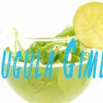 Arugula-Gimlet-Cocktail
