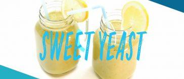Sweet Yeast Healthy Drink