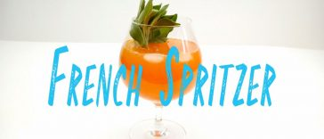 French Spritzer Cocktail
