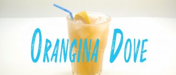 Orange Dove Cocktail