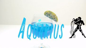 Aquarius Cocktail