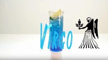 Virgo Cocktail