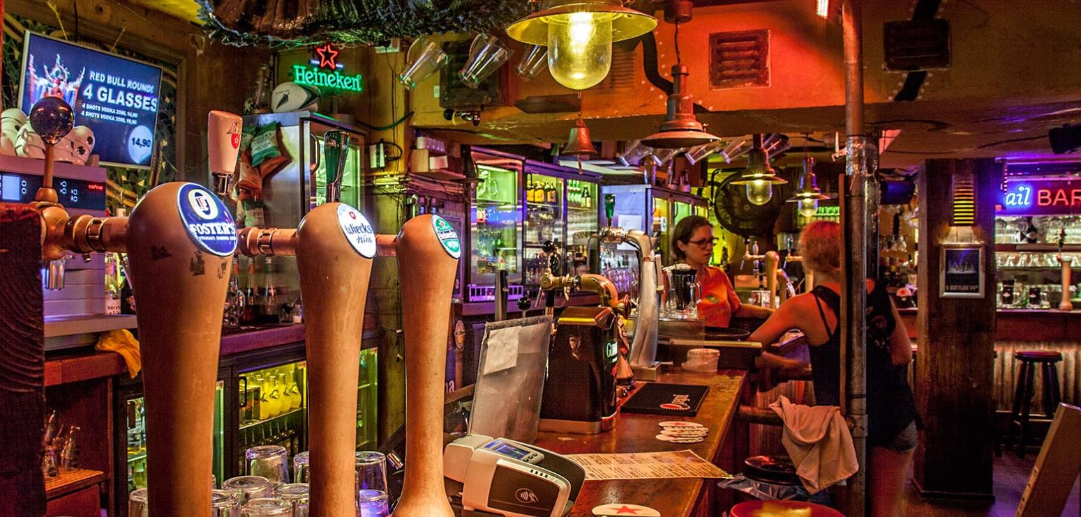 The Best 10 Sports Bars In Amsterdam | by SocialClub ...