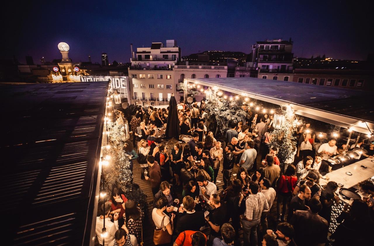 10 Best Rooftop Bars In Barcelona Complete Guide