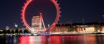 Top 10 Night Tours In London