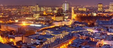 Top 5 Night Tours In Brussels