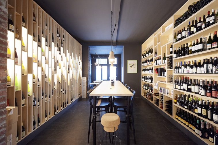 wine bars in brussels