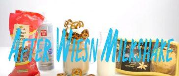 After Wiesn MilkShake