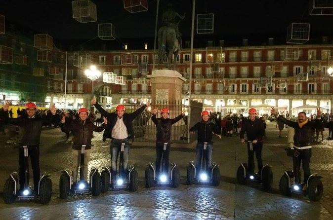 Top 5 Night Tours Madrid