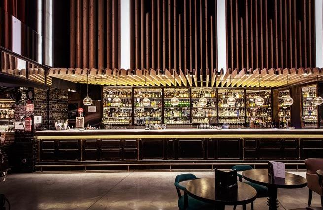 cocktail bars in madrid