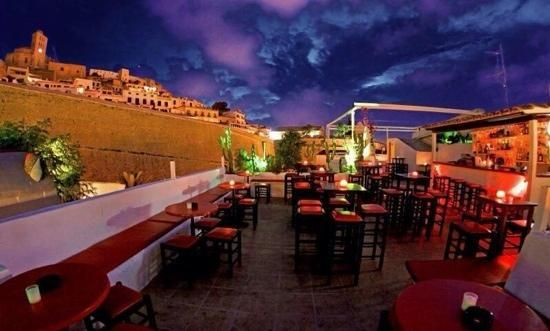 rooftop bars in Ibiza