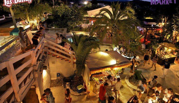 Night Markets In Ibiza