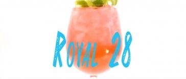 Royal 28 Cocktail
