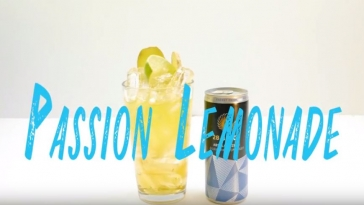 Passion-Lemonade