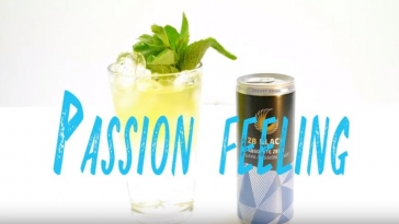 Passion Feeling cocktail