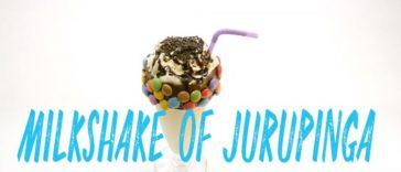 Milkshake Jurupinga Cocktail