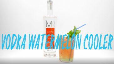 Vodka-Watermelon-Cooler