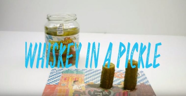 Whiskey-In-A-pickle