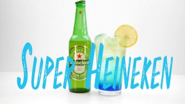 Super Heineken Cocktail