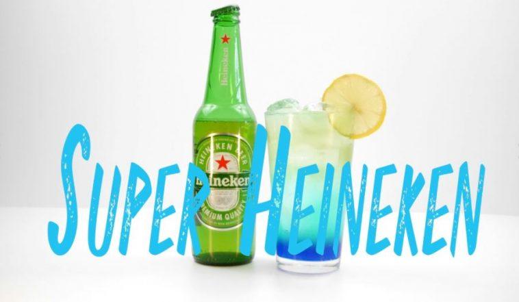 Super Heineken Cocktail
