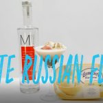 White Russian Float Cocktail