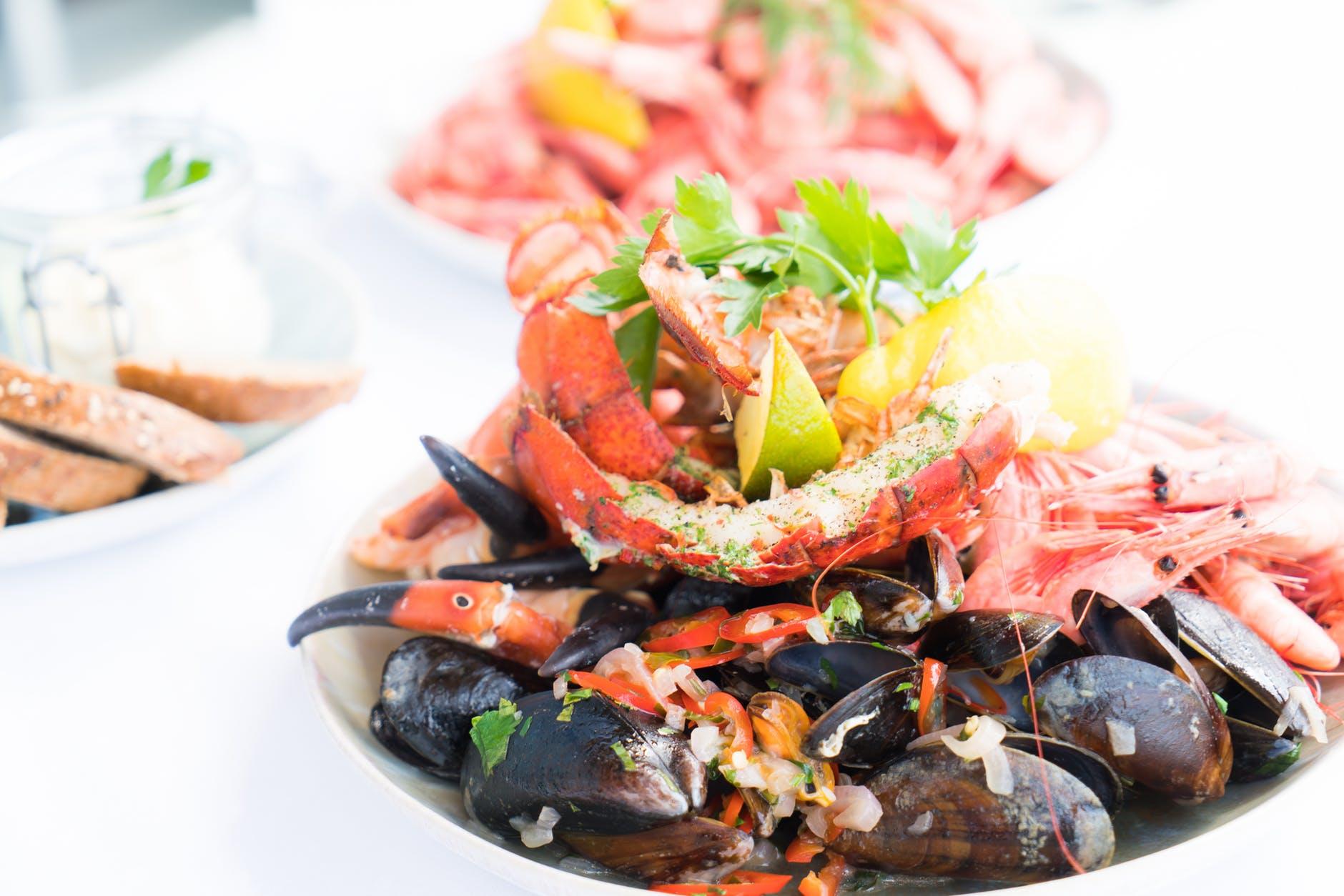 Seafood-Barcelona