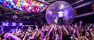 Get Funky and Swayed! Razzmatazz Barcelona Is Your Place