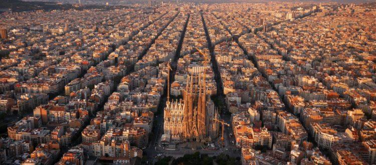 L'Eixample-Barcelona