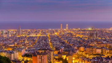 Nightlife Areas In Barcelona