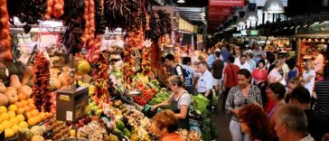 Top 10 Night Markets In Barcelona