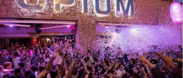 Opium: Famous Glam And Fabulous Nightclub in Barcelona